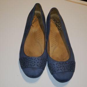 Blue Natural Soul shoes